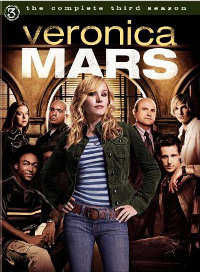 Veronica Mars Season Three DVD cover