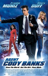 Agent Cody Banks review - click here