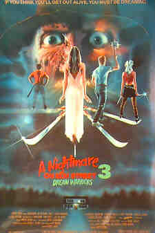 A Nightmare on Elm Street 3: The Dream Warriors (co-written by Wes Craven)