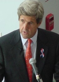 John Kerry would require community service